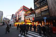 横浜の中華街の画像004