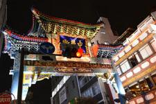 横浜の中華街の画像016