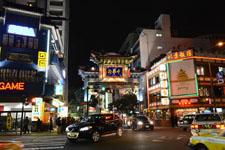 横浜の中華街の画像018
