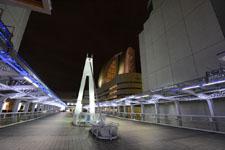 ホテル インターコンチネンタル 東京ベイの夜景の画像001