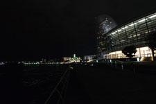 ホテル インターコンチネンタル 東京ベイの夜景の画像006