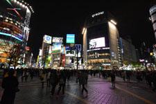 渋谷のスクランブル交差点の画像010