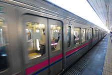 京王線の明大前駅の画像002