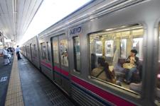 京王線の明大前駅の画像003