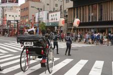 浅草 人力車の画像003