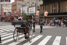 浅草 人力車の画像004
