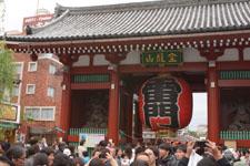 浅草の雷門の画像003