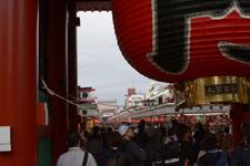 浅草の雷門の提灯の画像003