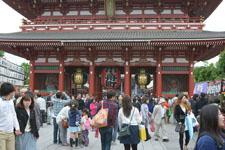 浅草寺の山門