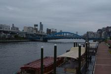 隅田川と屋形船の画像001