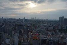 隅田川と浅草の街並みの画像003