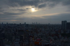 隅田川と浅草の街並みの画像004