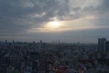 隅田川と浅草の街並みの画像006