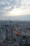 隅田川と浅草の街並みの画像007