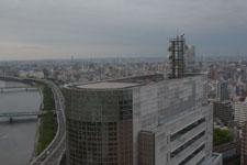 隅田川と浅草の街並みの画像014