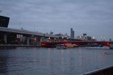 隅田川と屋形船の画像002