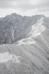 寒風山の冬山の画像010