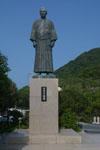 高知県のジョン万次郎像の画像002