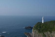 高知県足摺岬の灯台