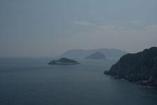 高知県大堂海岸からの景色001