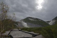 弟子屈町の硫黄山の画像002
