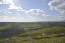 開陽台からのパノラマ展望の画像010
