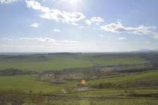 開陽台からのパノラマ展望の画像006