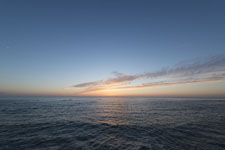 北海道の夕日の画像003