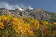 北海道の紅葉の画像017