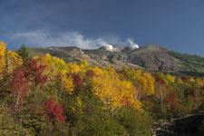北海道の紅葉の画像018