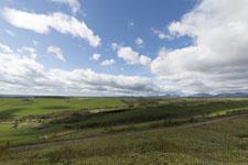 北海道の高原の画像012