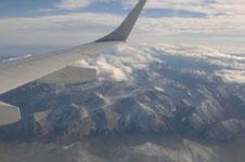 エアカナダの飛行機の画像001