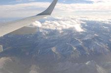 エアカナダの飛行機の画像002