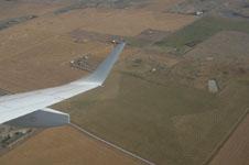 エアカナダの飛行機の画像003