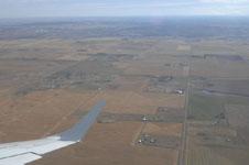 エアカナダの飛行機の画像004