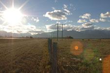 ロッキーの草原の画像007