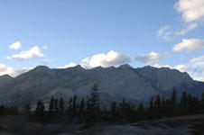 ロッキーの山の画像001