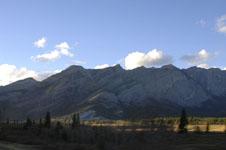 ロッキーの山の画像002