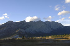 ロッキーの山の画像003