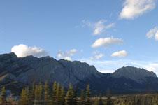 ロッキーの山の画像004