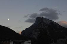 ロッキーの山の画像005