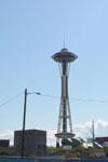 シアトルのスペースニードルの画像001