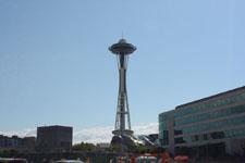 シアトルのスペースニードルの画像002