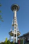 シアトルのスペースニードルの画像003