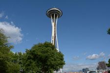 シアトルのスペースニードルの画像004