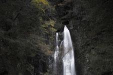 安居渓谷の滝の画像007