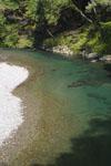 安居渓谷の川の画像003
