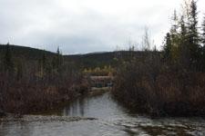 フェアバンクスの川の画像001
