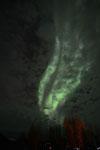 フェアバンクスのオーロラの画像080